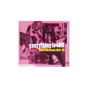 Everything is shit punk in Brussels 1977-79
