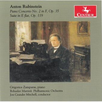 Piano Concerto No. 2 in F, Op. 35