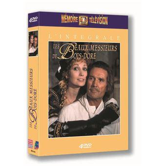 Les Beaux messieurs de Bois-DoréCoffret Les beaux messieurs de Bois-Doré L'intégrale DVD