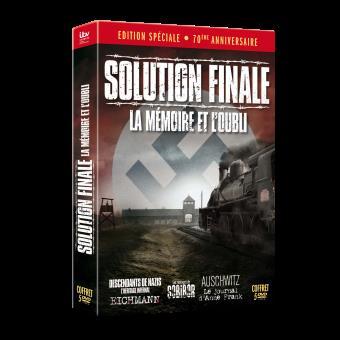 Solution finale : La mémoire et l'oubli DVD