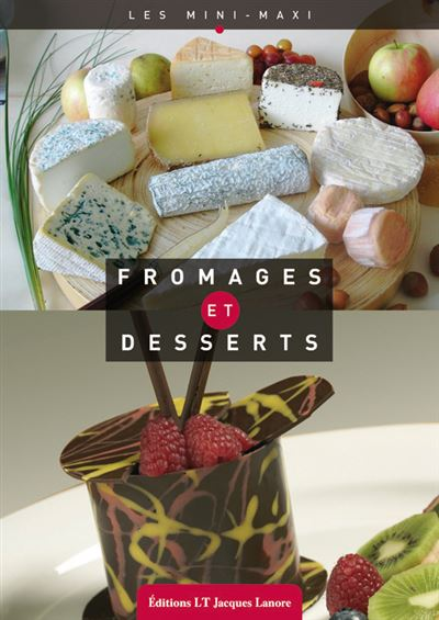 Fromages et desserts