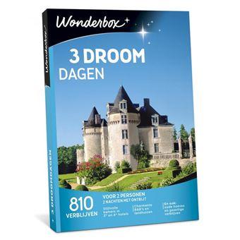 Wonderbox NL 3 droomdagen