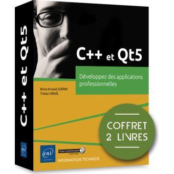 C++ et qt5 developpez des applications professionnelles