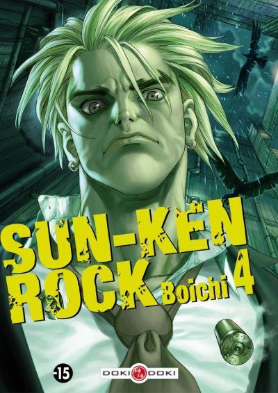 Sun-Ken Rock - Tome 4 - 9782818972434 - 4,99 €