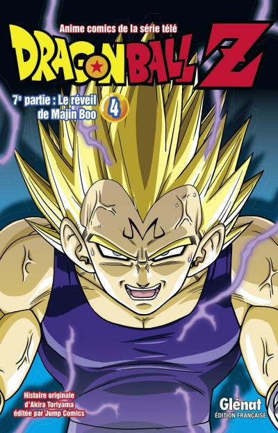 Dragon Ball Z - Le réveil de Majin Boo Tome 04 : Dragon Ball Z - 7e partie