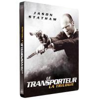 Coffret Le Transporteur La Trilogie Steelbook Edition Limitée DVD