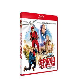 Spirou et FantasioLes Aventures de Spirou et Fantasio Blu-ray