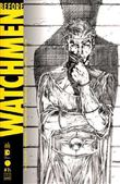 Before Watchmen - Before Watchmen, Variant Jim Lee T7
