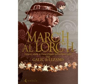 Le Cheval d'orgueil - Marc'h al lorc'h