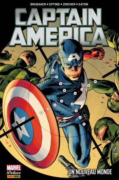 Captain America (2011) T02 - Un nouveau monde - 9782809490671 - 19,99 €