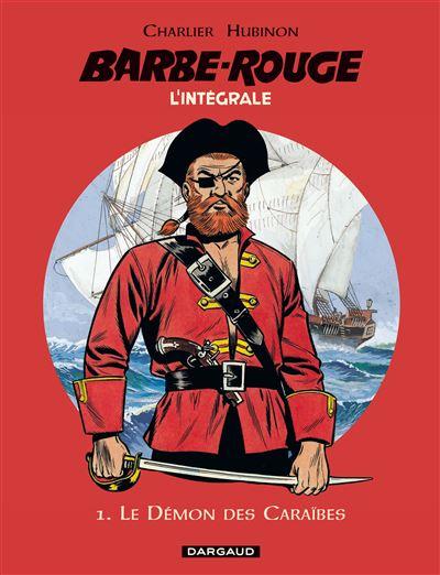 Barbe-Rouge - Intégrales - Le Démon des Caraïbes (N)