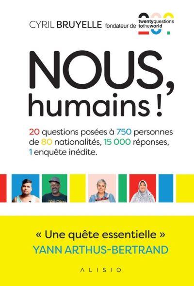 Nous, humains ! - 9782379350764 - 13,99 €