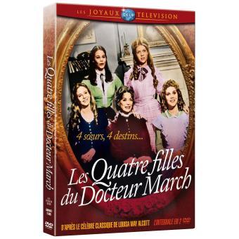 Les Quatre filles du Docteur March DVD