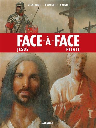 Face-à-Face Tome 2 - Jesus / Pilate