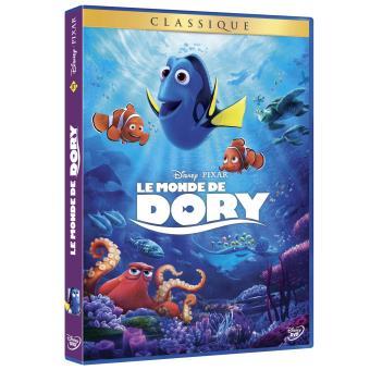 Le monde de DoryLe Monde de Dory DVD