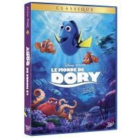 Le Monde de Dory DVD