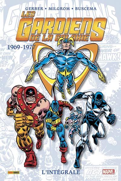 Les gardiens de la galaxie integrale t01 1969-1977