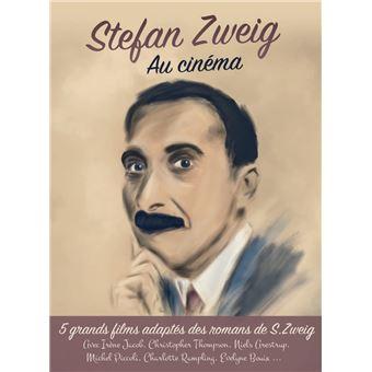 Coffret 5 Grands films adaptés des romans de Stefan Zweig DVD