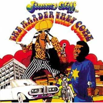 HARDER THEY COME/LP
