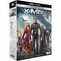 Coffret X-Men La Trilogie Blu-ray 4K Ultra HD