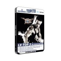 Street Fighter Steelbook Blu-ray