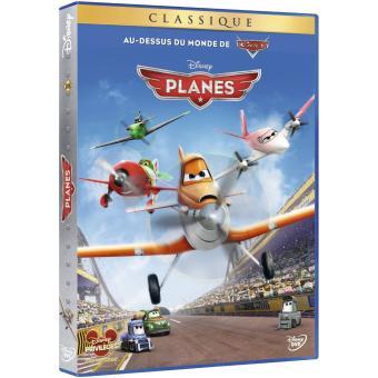 PlanesPlanes DVD