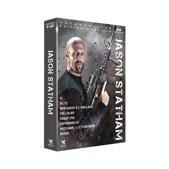 Coffret Jason Statham 8 Films DVD