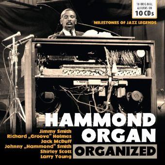 Milestones Of A Jazz Legends Orgue Hammond