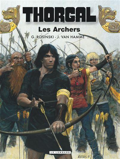 Thorgal - Les Archers