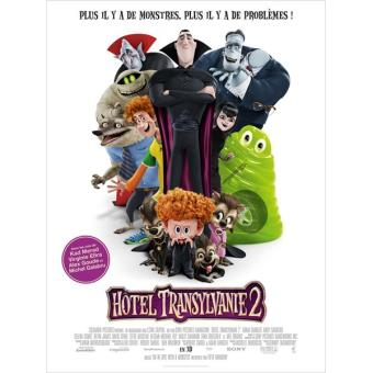 Hôtel TransylvanieHôtel Transylvanie 2 - Blu-ray