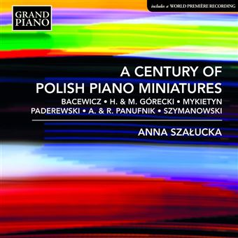 A CENTURY OF POLISH PIANO