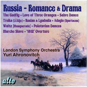 Romances et drames russes