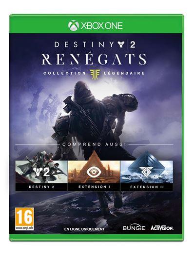 Destiny 2 Renégats Xbox One