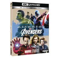 Avengers Blu-ray 4K Ultra HD