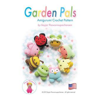 Easy Crochet Doll Patterns Amigurumi Crochet Pattern Garden Pals