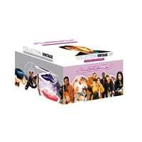 Coffret Sliders L'intégrale DVD