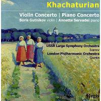 Concerto pour violon et orchestre - Concerto pour piano et orchestre