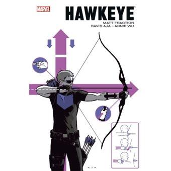 HawkeyeHawkeye par Fraction et Aja