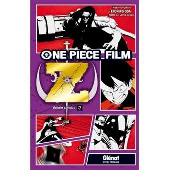 one piece anime comics tome 02 one piece z eiichiro oda eiichiro oda broch achat. Black Bedroom Furniture Sets. Home Design Ideas
