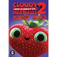 CLOUDY WITH A CHANCE OF MEATBALLS 2-FR+NL