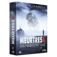 Coffret Meurtres à... L'intégrale DVD