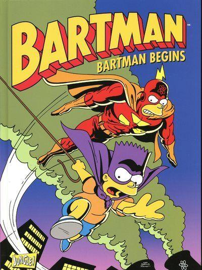 Bartman - tome 1 Bartman begins