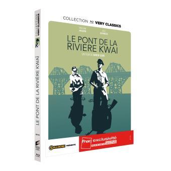 Le Pont de la rivière Kwaï Exclusivité Fnac Blu-ray