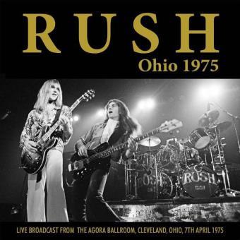 Ohio Agora ballroom Radio Broadcast Cleveland 1975