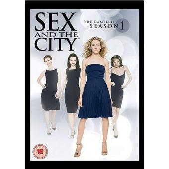 Sex and the citySex and the City Saison 1 DVD
