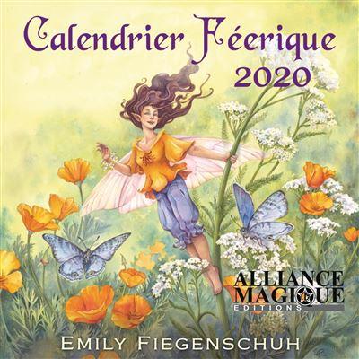 Calendrier féerique 2020