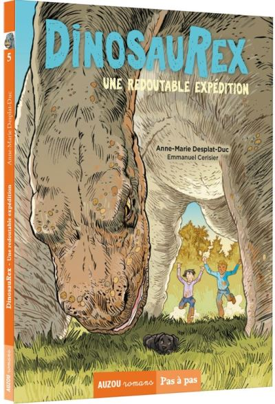 Dinosaurex tome 5 - une mission périlleuse