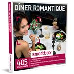 SMAR Coffret cadeau Smartbox Dîner romantique