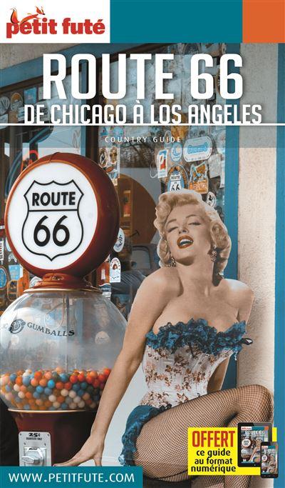 Route 66 us 2018 petit fute + offre num