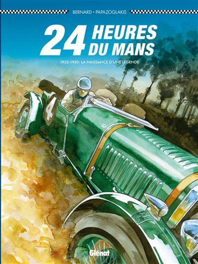 L'Automobile et la Bande Dessinée  - Page 6 24-Heures-du-Mans-1923-1930